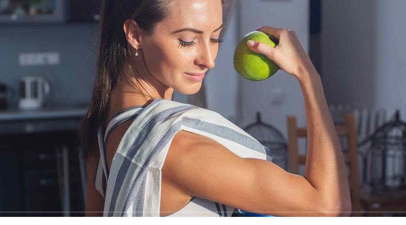Dietas e exercícios físicos